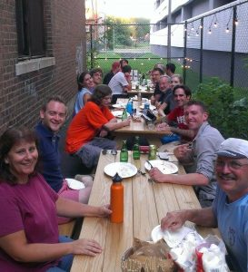August 2016 - Appreciation Party for Members and Volunteers