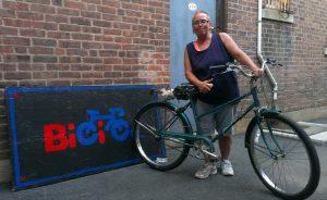 Wanda Overhauled this Bike at Women's Night